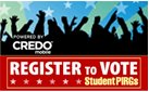 Register to Vote - it takes 2 minutes and is provided by Walden University and the New Voters Project
